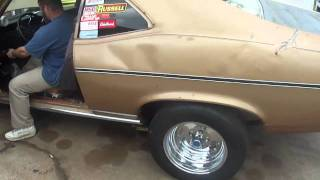 1970 NOVA 355 SBC 425 HP