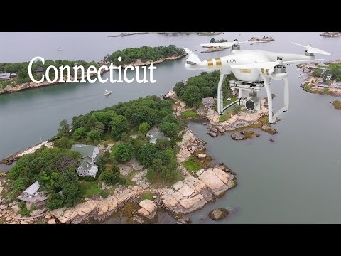 Exploring the Thimble Islands and Connecticut River