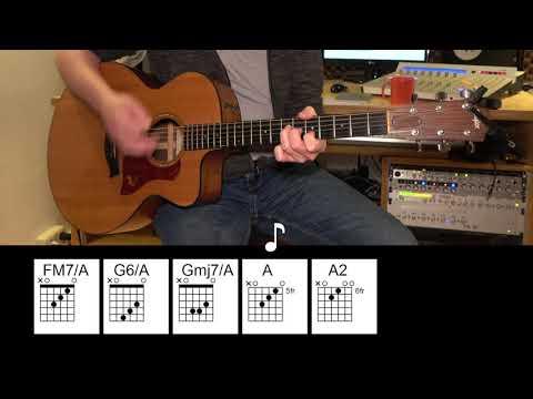 Jeremy - Acoustic Guitar - Pearl Jam - Original Vocal Track - Chords
