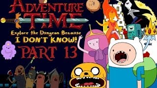 Adventure Time Explore The Dungeon Because I Don