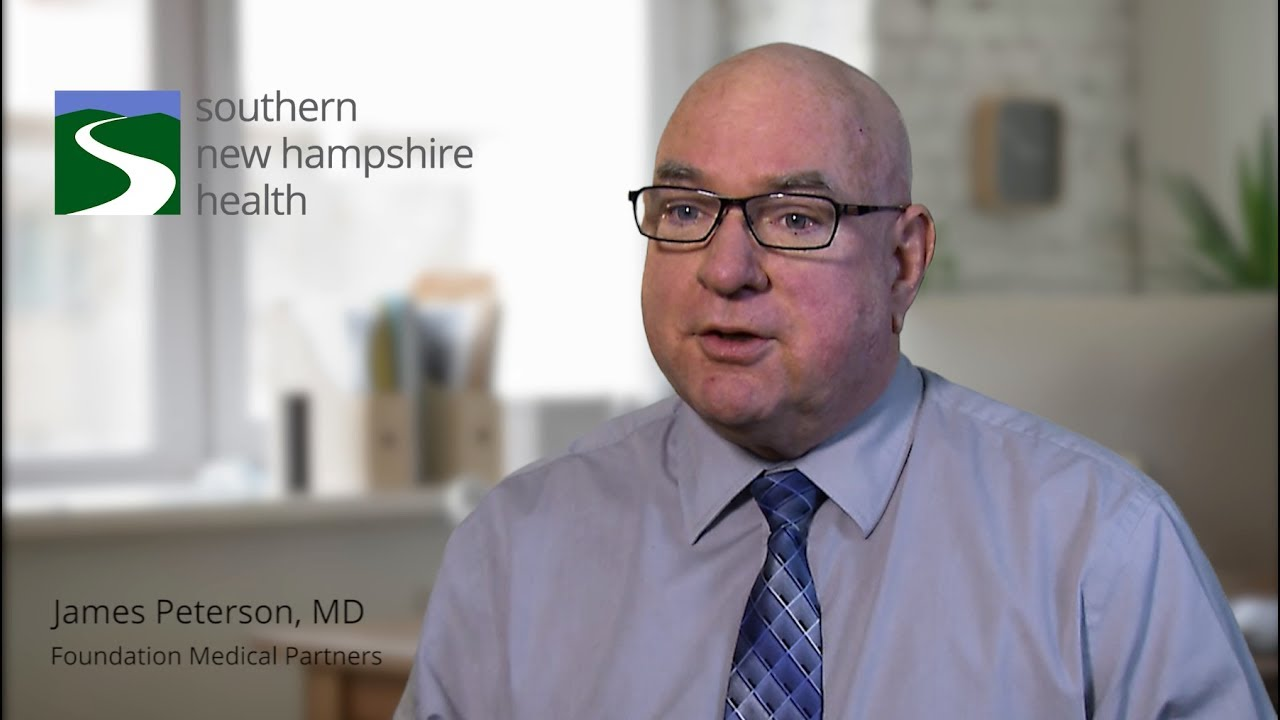 James Peterson - Southern New Hampshire Health