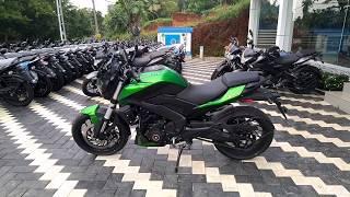2020 Bajaj Dominar 400 bs6 - Aurora Green | Fi, Dual ABS, USD Fork | Better than Himalayan???? 🔥🔥