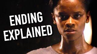 The Ending Of Black Museum Explained | Black Mirror Season 4 Explained