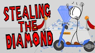SMASH AND GRAB - Stealing the Diamond streaming