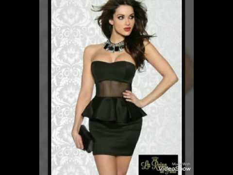 Vestidos sexis y elegantes ❤❤❤