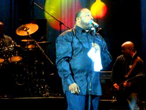 Marvin Sapp- Never would have made it (Live)