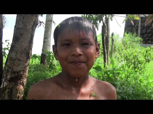 SECRETOS DE LA PESCA EN LA AMAZONIA
