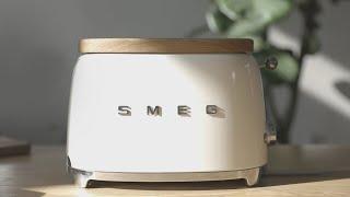 스튜디오러시 주말 브이로그 /스메그 토스트기로 식빵  …