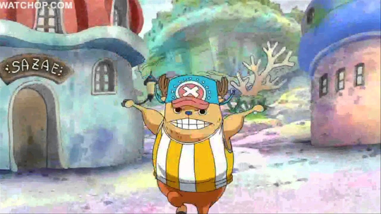 One Piece New World Hd Wallpaper One Piece Episode 533 Chopper S New Technique Kung Fu
