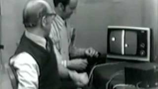 PONG - First documented Video Ping-Pong game - 1969