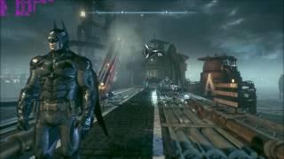 Batman Arkham Knight - Nvidia GTX 1070 Gameplay | 1080p Max Settings (#1)