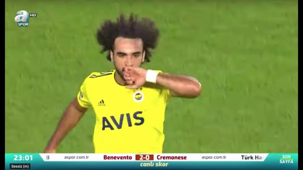 Tarsus İdman Yurdu 1-3 Fenerbahçe ÖZET (Ziraat Türkiye Kupası 4. Tur Maçı )