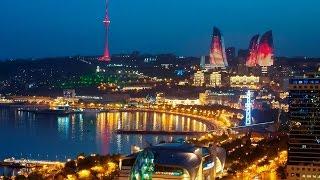 Баку 2017 Бульвар Парк Бульвар Baku Park Boulevard