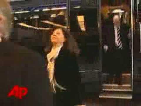 Sarkozy's Ex-wife Marries in New York