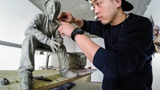 GoPro: Do What You Love - The Faceless Sculptures of Yu Long Huang
