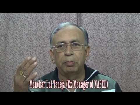 Full Interview of Manohar Lal Taneja (Ex Manager, NAFED) (Hindi) (720p HD)