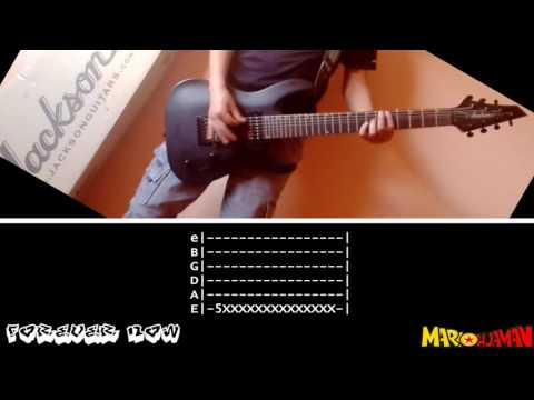 Green Day Forever Now GUITAR COVER + TABS
