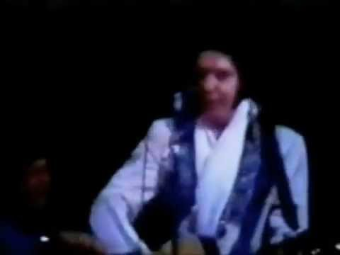 elvis presley - that's allright - live 1977 - rare live recording - Arabian jumpsuit