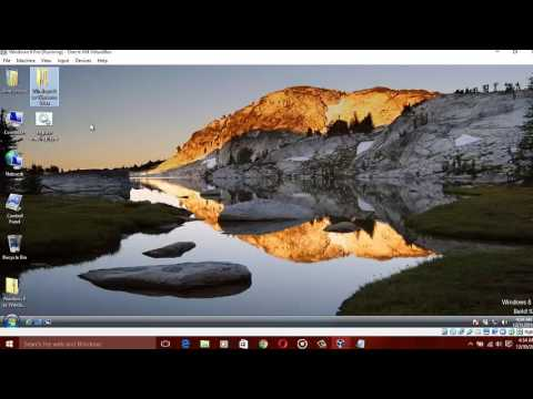 Speed Transformation : Windows 8 To Vista (OUTDATED)