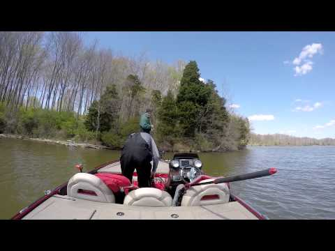 Fishing With Tyler Waller - Ep. 3, 2015 (Rocky Fork Lake)