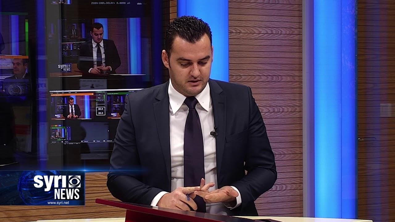 Intervista ne Syri Net i ftuar ne studio Astrit Patozi