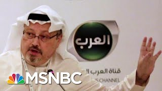 Trump Says 'Rogue Killers' May Be To Blame In Saudi Journalist Disappearance | MTP Daily | MSNBC