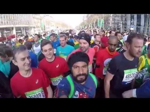 Schneider Electric Marathon de Paris // April 2016