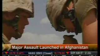 Major Assault Launch In Afghanistan - Bloomberg