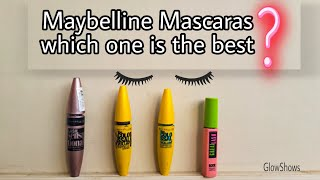 THE ONLY MASCARA YOU NEED FROM DRUGSTORE Maybelline 2020