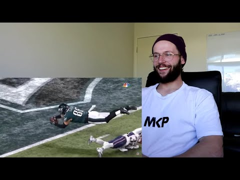 Rugby Player Reacts to SUPERBOWL 52 Eagles vs Patriots!