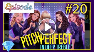 Pitch Perfect In Deep Treble - Ep 20 (All Gem Choices 💎) || EPISODE INTERACTIVE