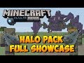 "Minecraft (Xbox 360/PS3) - Halo Mash Up Pack - Showcased - Skins,Items,Mobs + Amour ""Halo"""