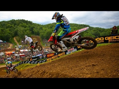 2013 Red Bull Spring Creek National Millville Race Highlights