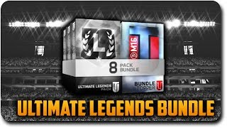 """MUT 16 """"HUNT FOR GTs and ULs!"""" Ultimate Legends Pack Bundle"""