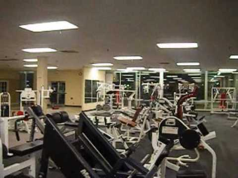 Hartsville's Fitness World gym