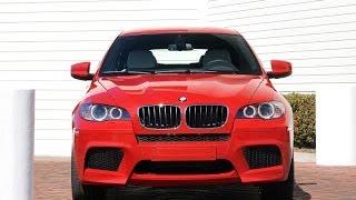 BMW X6 E71 M 2009 кроссовер