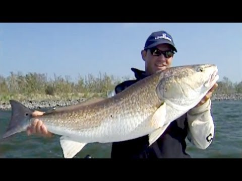 "Saltwater Experience: ""Redfish With Randazzo"" Season 1 