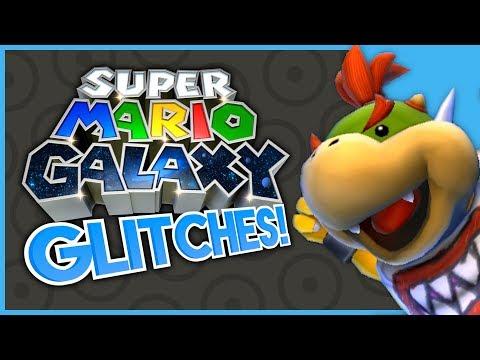 SUPER MARIO GALAXY GLITCHES! - What A Glitch! ft. ADAMNATOR