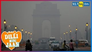 Air Pollution in Del...