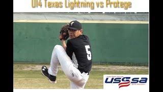 Mar. 26, 2016 - U14 Texas Lightning vs Protege (Full Game)