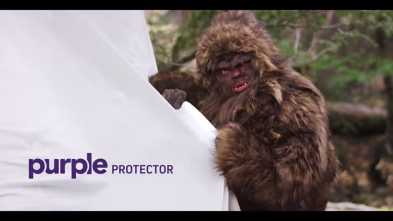 Can Your Mattress Protector Stand Up To Sasquatch Purple