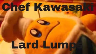 Cooking With Chef Kawasaki Episode 5 Halloween DIY Lard Lumps (13 Days Of Halloween 2018)