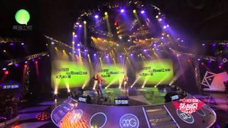 汪小敏《浮夸》2011花儿朵朵全国总决赛第六场(7強進6強)