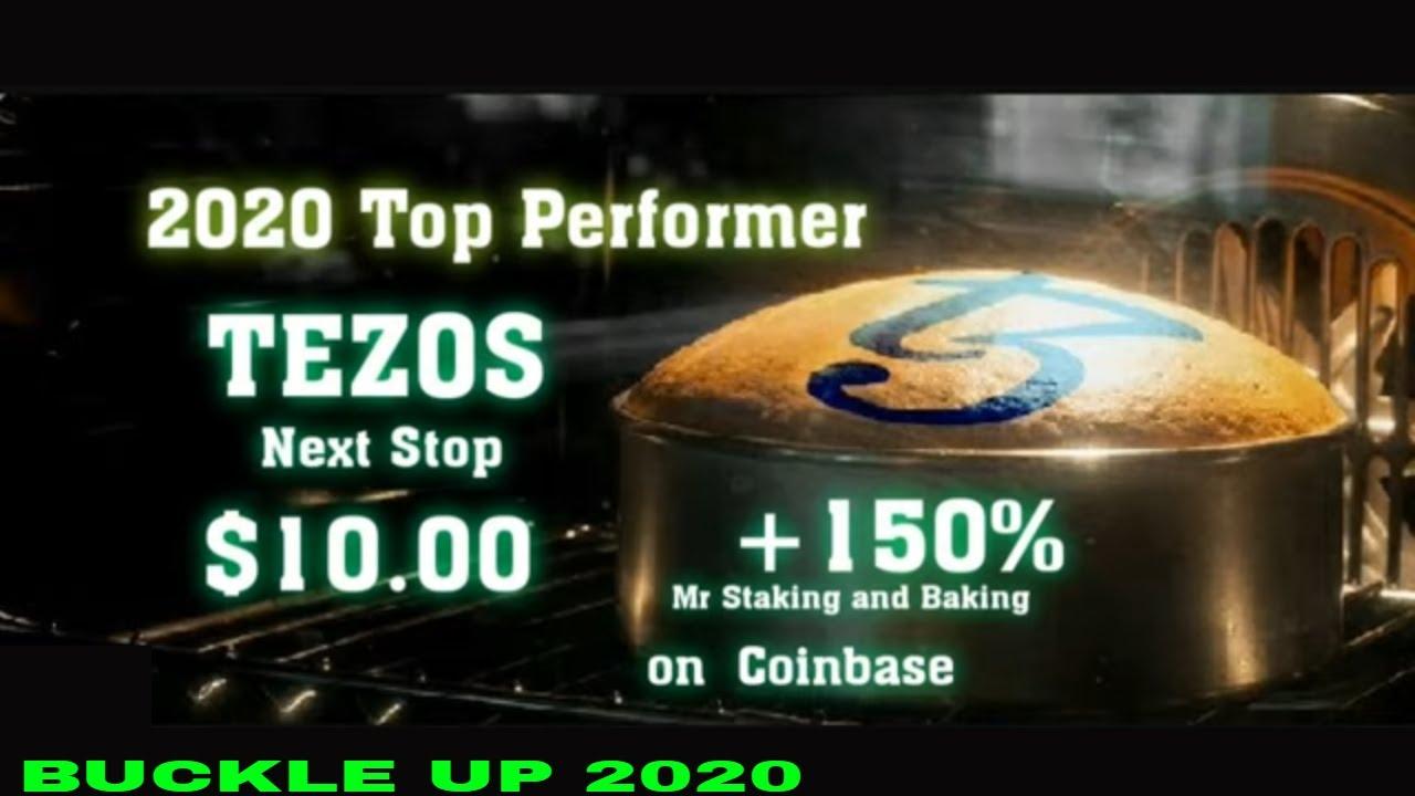 Tezos Crushing the Competition +400%NEXT STOP $10.00 #XTZ #BNB BULLISH NETWORK 10