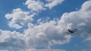 Retro Sky Team -  vzdušné súboje