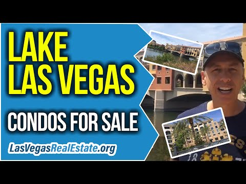 Lake Las Vegas Condos For Sale - 702-882-8240  | LasVegasRealEstate.org