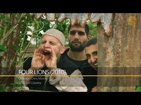 Case Study || Lol Crawley - Four Lions (2010)