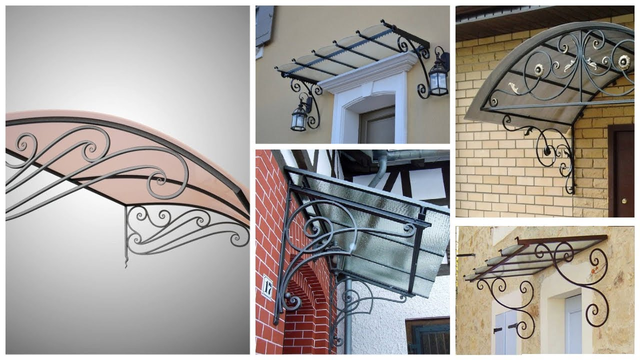 Download Metal awning ideas / front door , window canopy ideas