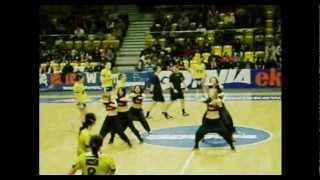 IMPULS cheerleaders promo PITBULL - BOJANGLES (REMIX)