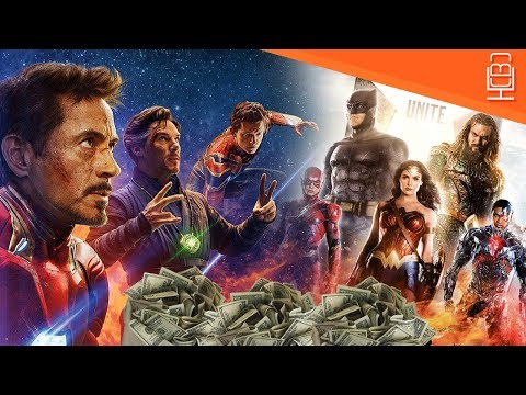 Avengers Crushes ENTIRE Justice League Box Office in 4 Days